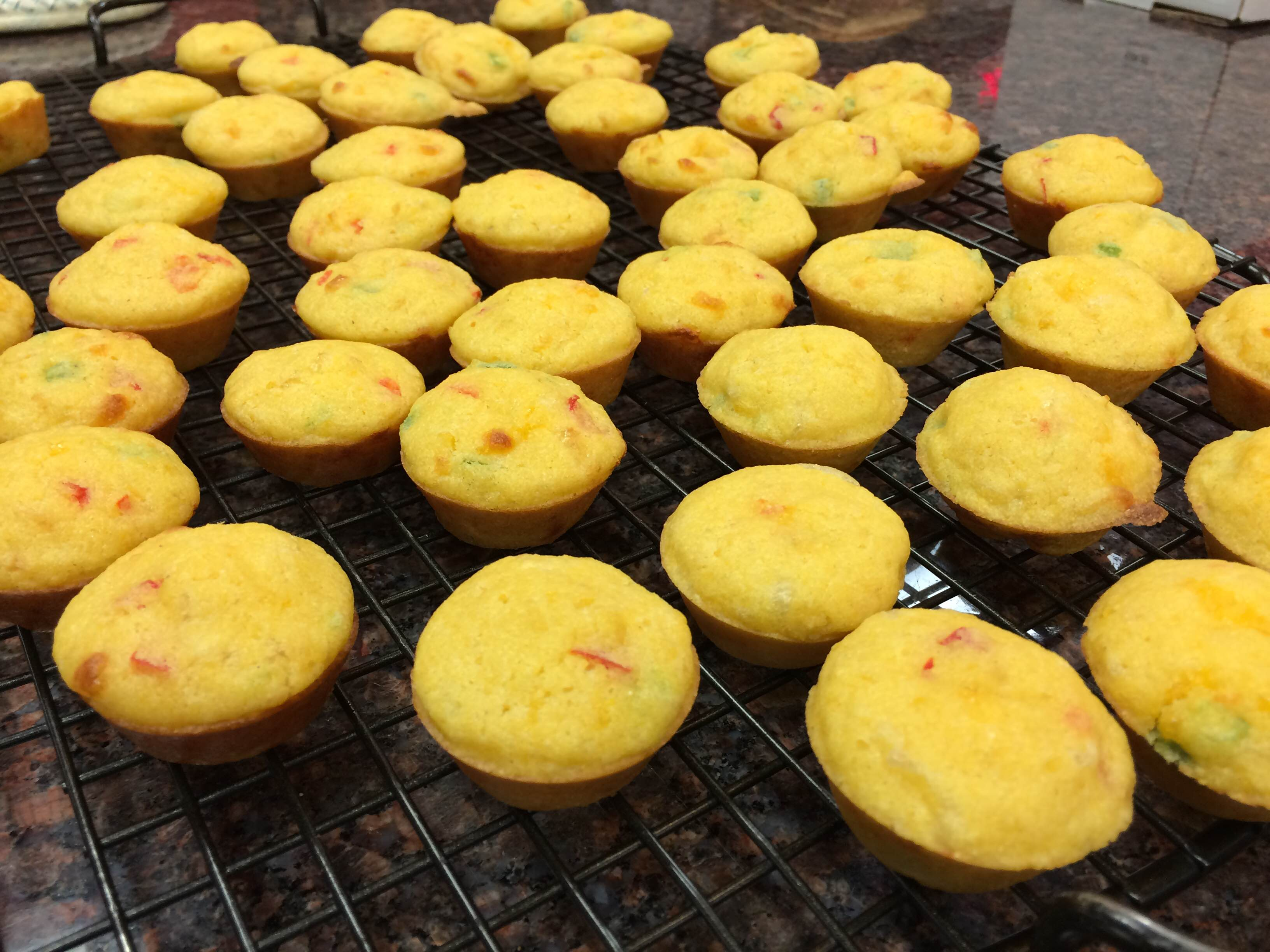 Snappy Snacks: Jalapeno Corn Muffins